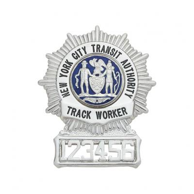 New York City Transit Authority Track Worker