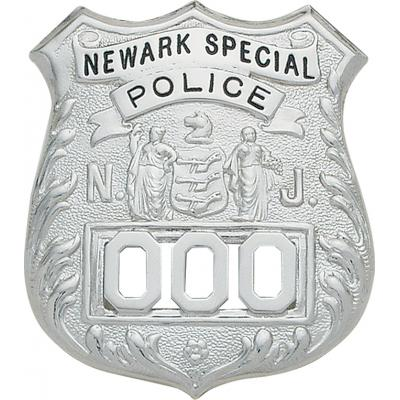 New Jersey Badge Model S141A
