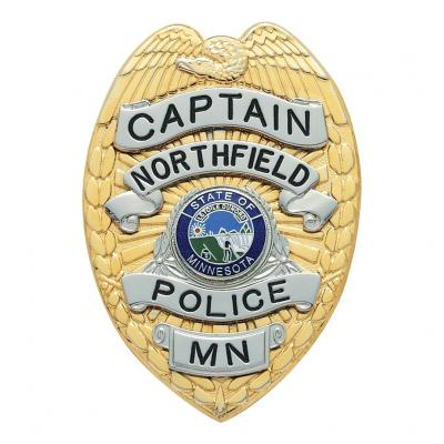 Northfield Police Captain Minnesota