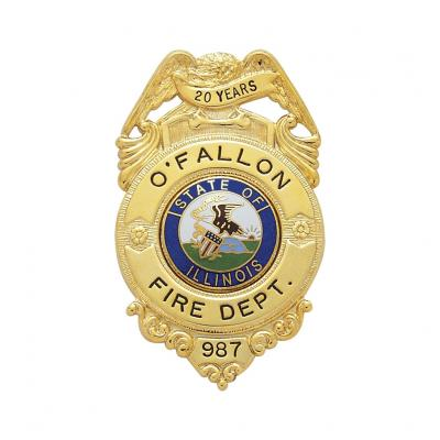 O'fallon Fire Department 20 years