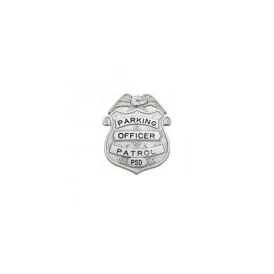 Parking Officer Patrol badge