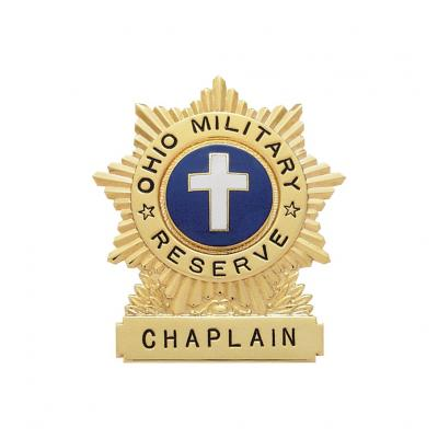 Ohio Military Reserve Chaplain