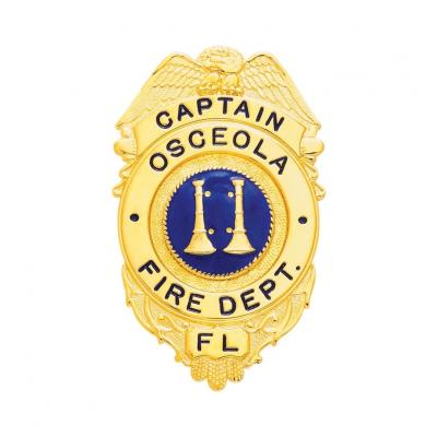 Osceola Fire Department Captain Florida