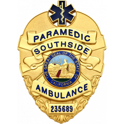 Southside Ambulance Paramedic
