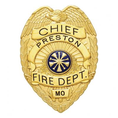 Preston Fire Department Chief Missouri