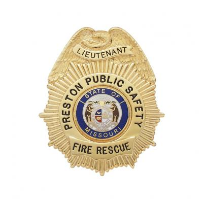 Preston Public Safety Fire Rescue Lieutenant