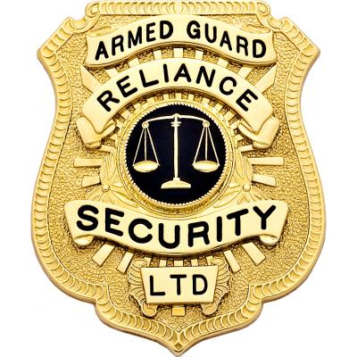 Reliance Security Limited Armed Guard
