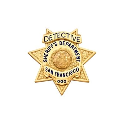 San Francisco Sheriff Department Detective