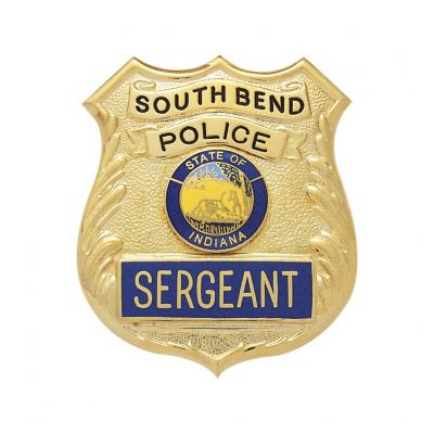 South Bend Police Sergeant
