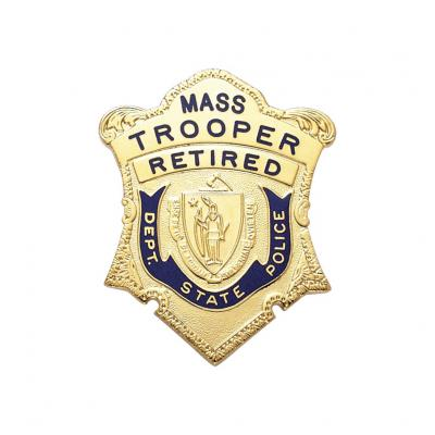 Massachusetts Trooper Retired