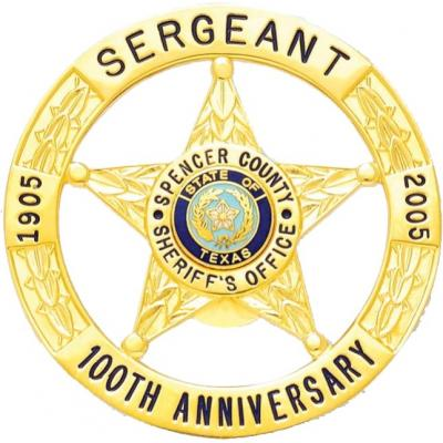 Spencer County Sheriff's Office Sergeant