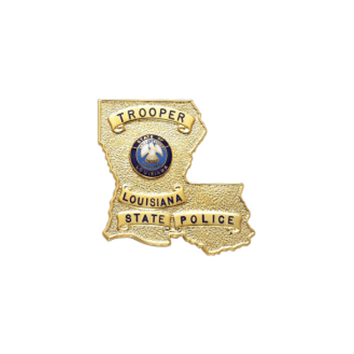 Louisina State Police Trooper