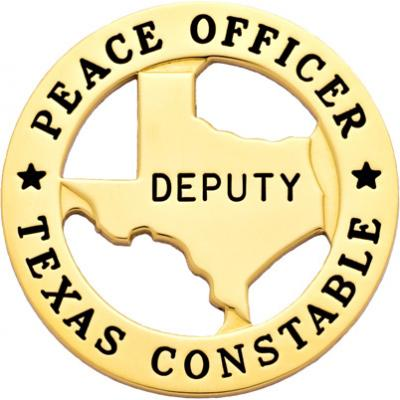 Texas Constable Peace Officer