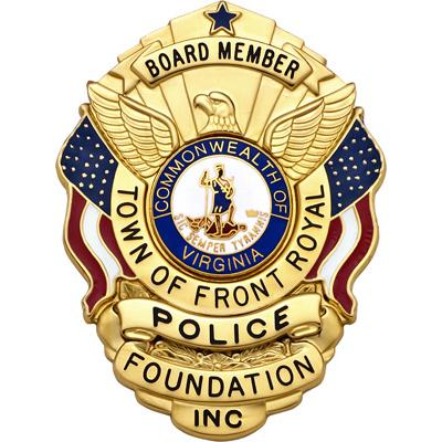 Town Of Front Royal Police Foundation Board Member