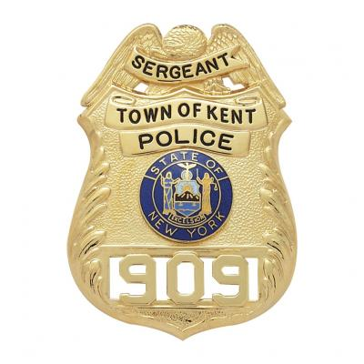 Town Of Kent Police Sergeant