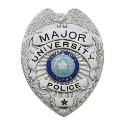 Major University Police badge