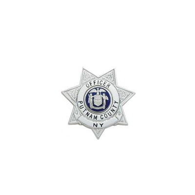 Westchester county dept of public safety badge