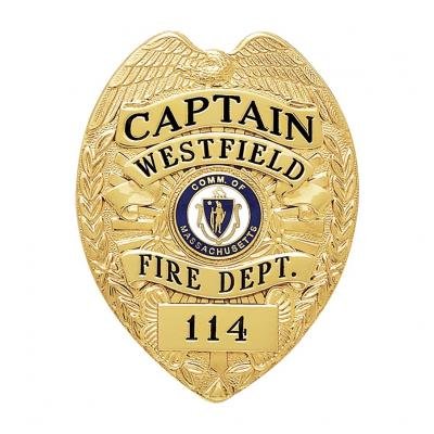 Westfield Fire Department Captain