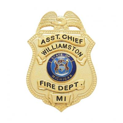 Williamston Fire Department Assistant Chief Michigan
