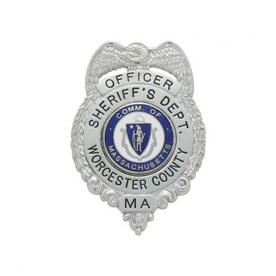 Sheriff's Department Worcester County Officer Massachusetts
