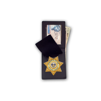 Large Badge Wallet for the Full-Sized LPCSO Badge