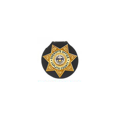 La Plata County Sheriff's Office Belt Clip Holder